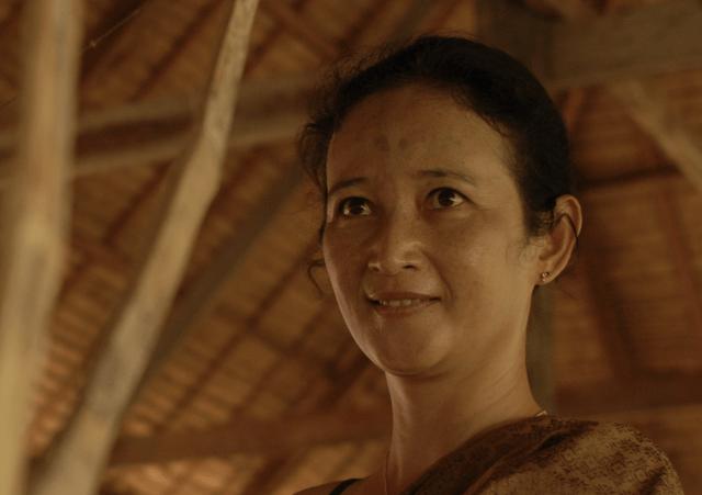 seta d'oro e la tradizione della cambogia