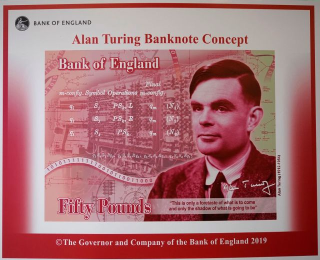 Turing: i discendenti si battono per la matematica pura nelle università