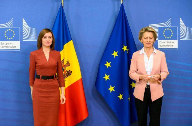 maia sandu e le elezioni in Moldavia