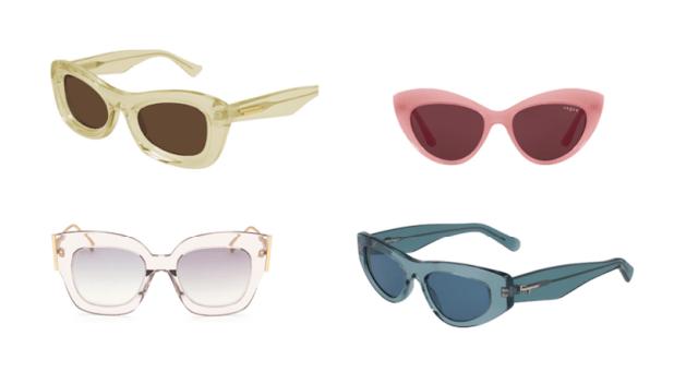 occhiali da sole sorbetto estate 2021