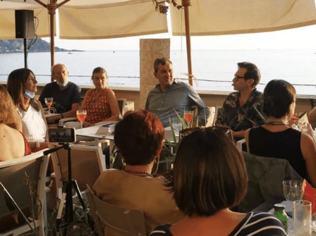 Festival comunicazione camogli: ritrovo radical chic