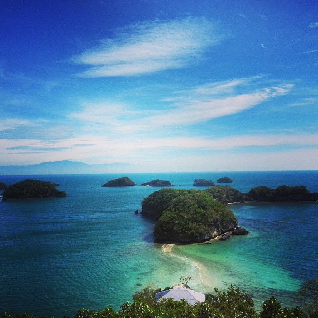 Hundred Islands, Philippines