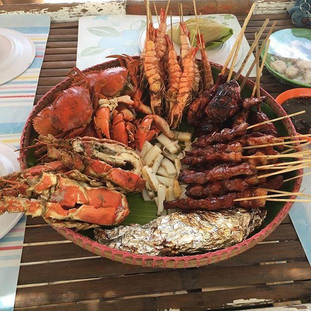 Traditional Filipino Christmas Menu