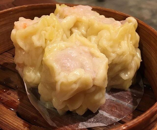 Chinese shumai (shaomai)