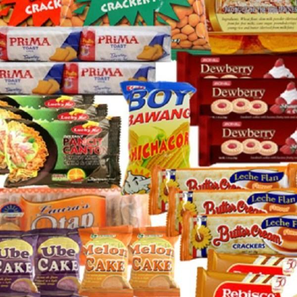 Box of Filipino Snacks (25)