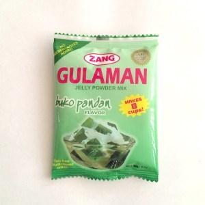 Buko Pandan Jelly Mix