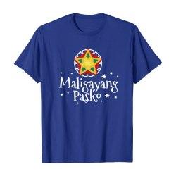 Merry Christmas Filipino Shirt
