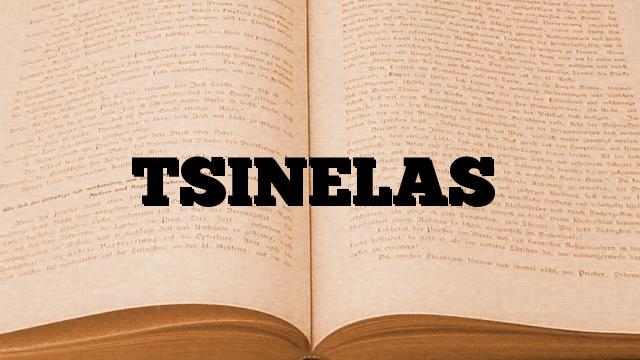 TSINELAS