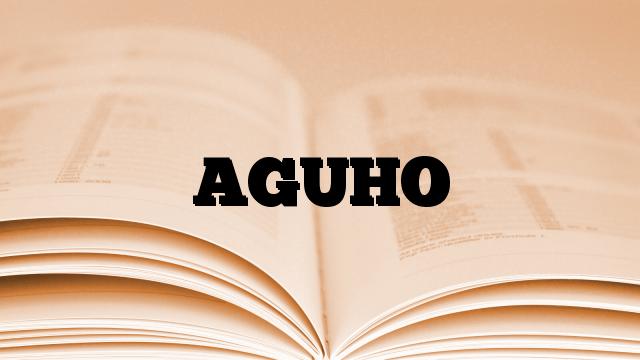 AGUHO
