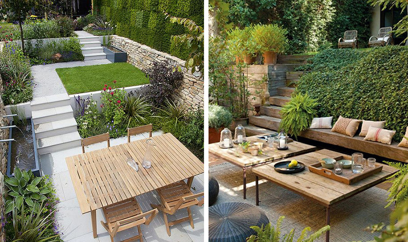 10 Garden Ideas To Try This Summer! Tage London
