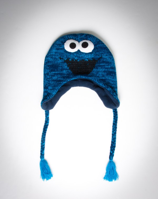 Cookie Monster Hats Tag