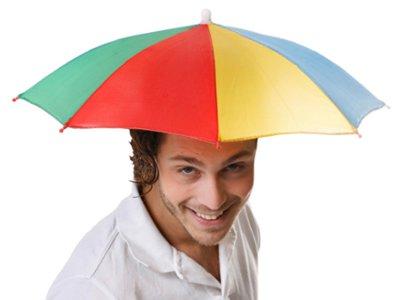 Umbrella Hats  Tag Hats