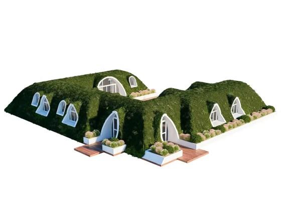 Compass Green - FRP Homes - Acadia