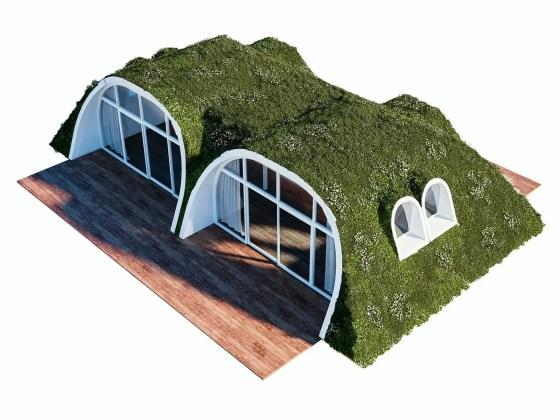 Compass Green - FRP Homes - Double Terranova