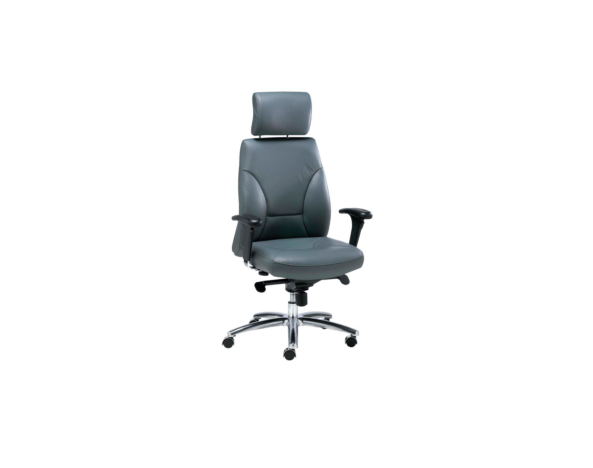 high back chairs with arms vinyl mesh fabric for sling leather boardroom chair - opula range professional