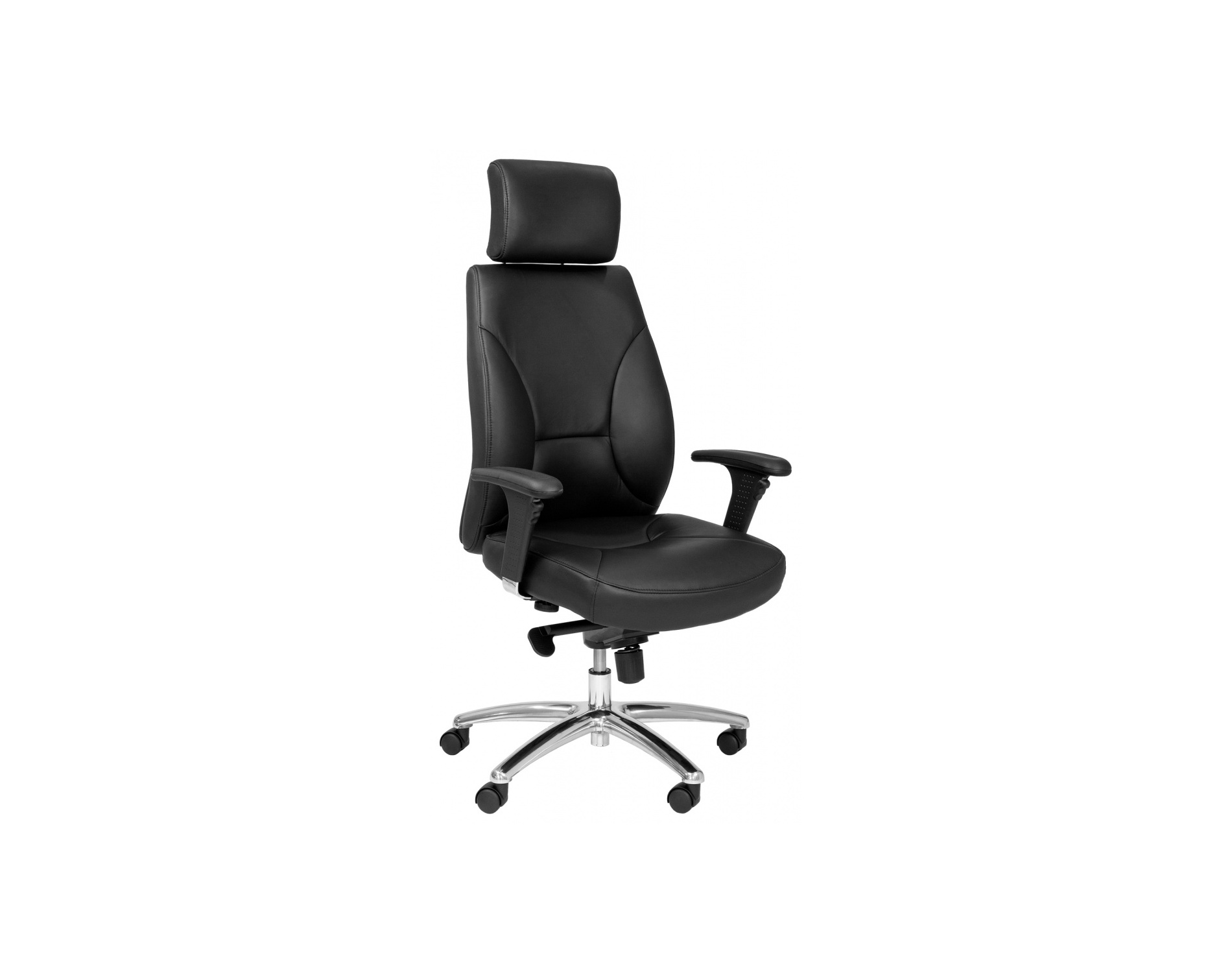 High Back Leather Executive Office Chair  Professional
