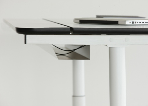 Electronic Height Adjustable Desk  Flight  Click Here to
