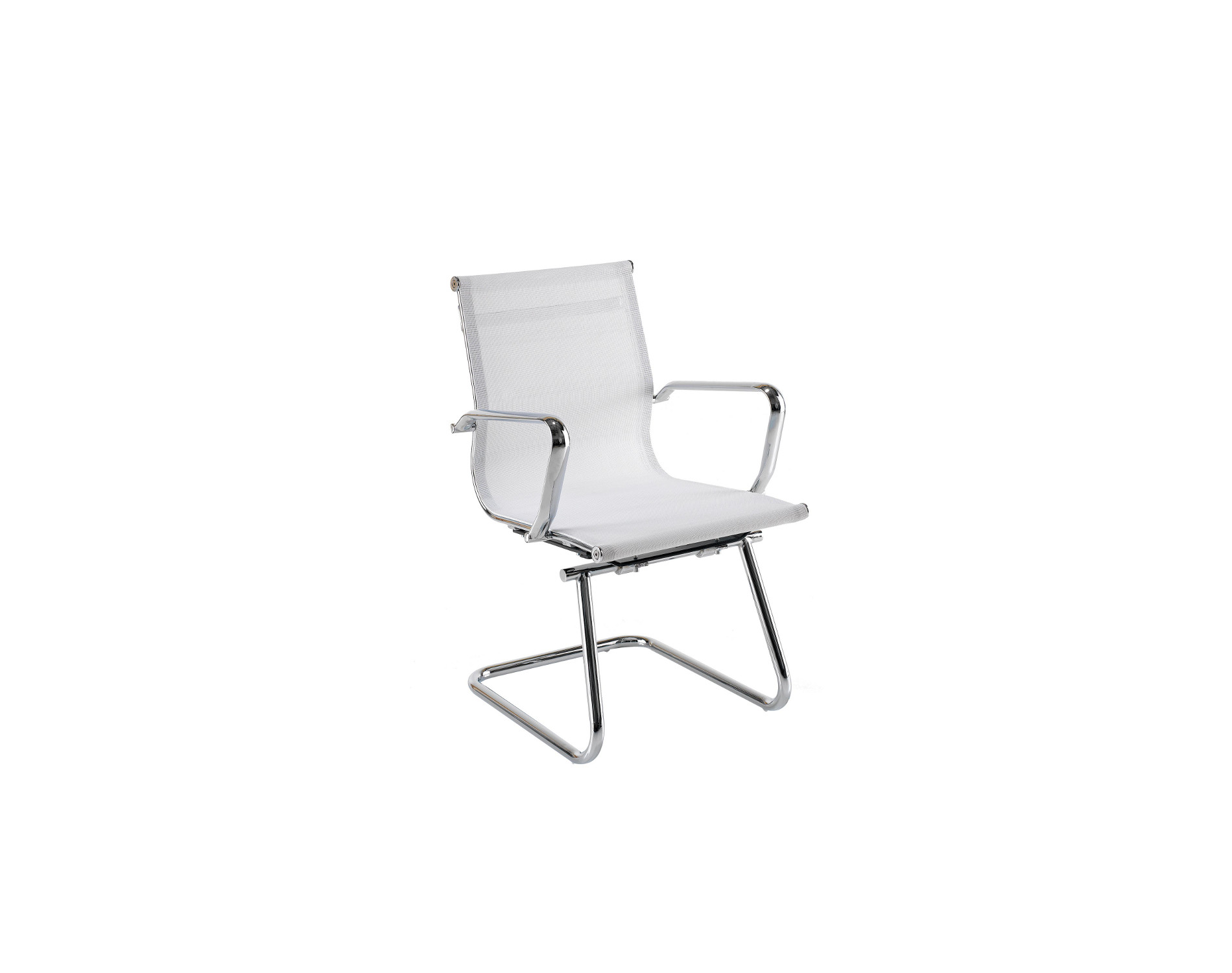 white mesh office chair uk dancer on executive seating with medium or high back and chrome frame
