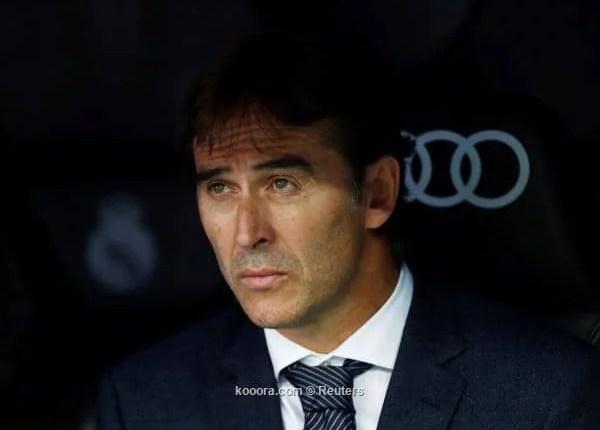 """خماسية برشلونة تطيح بـ""""لوبتيجي"""" من تدريب ريال مدريد"""