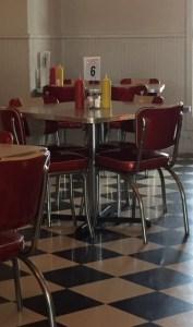 diner seats