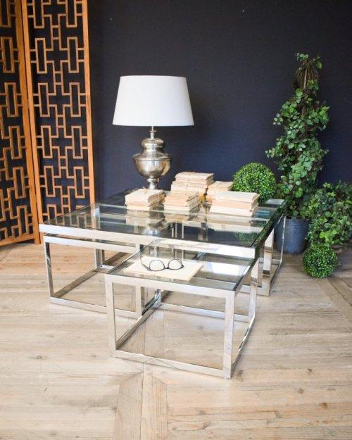 Set 4 Tavolini MANHATTAN - TAG'S