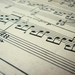 Single sheet music titles