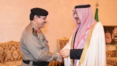 """Photo of """"المحرج"""" يختتم زيارته لمنطقتي الجوف والحدود الشمالية"""