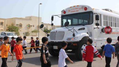 Photo of حافلة مدرسية تدهس طالباً في الصف الأول الابتدائي بالجبيل الصناعية