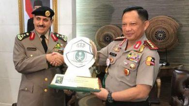 Photo of مدير الأمن العام يلتقي القائد العام للشرطة في اندونسية