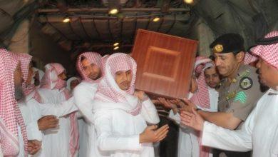 """Photo of بالصور.. وصول جثمان الشهيد """"المالكي"""" لمطار الملك سعود بالباحة"""