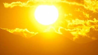 """Photo of """"الأرصاد"""": درجات الحرارة ستصل إلى الخمسينات خلال الصيف.. والمنطقة الشرقية الأعلى"""