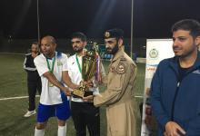 Photo of فريق لواء المشاه يتوج في نهائي بطولة قائد الأسطول الشرقي بالجبيل
