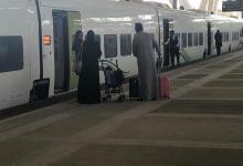 Photo of شاهد .. قطار الحرمين يستأنف رحلاته بعد توقف دام أكثر من شهرين
