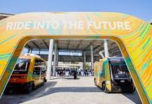 Photo of بالفيديو.. جامعة #كاوست تطلق أول حافلات ذاتية القيادة في #المملكة
