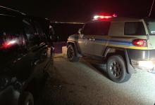 Photo of حرس الحدود ينقذ مواطناً سقطت سيارته في البحر بالخبر
