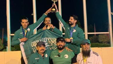 "Photo of الرامي ""العنزي"" يحقق الميدالية الذهبية في البطولة العربية الشاملة للرماية بجمهورية مصر"