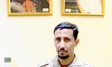 "Photo of العقيد ""علي العنزي"" يتلقى التهاني بمناسبة الترقية"