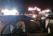Photo of مصرع 2 وإصابة 4 آخرين في حـادث تصادم مروع على أحد طرق جدة