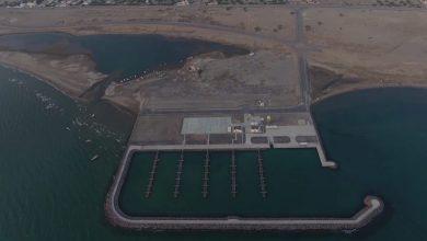 """صورة """"السعودية للكهرباء"""" تنشئ أحدث مرفأ للصيد في الشقيق يستوعب 120 قارباً"""