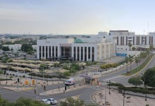 صورة عملية جراحية متخصصة لإصلاح سقف حلق مشقوق لطفل بمستشفى الهيئة الملكية بالجبيل
