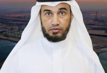 صورة الزعبي رئيساً تنفيذياً لشركة مرافق