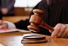 صورة أقوال مثيرة لرئيس المحكمة المقبوض عليه في قضايا فساد مع انطلاق جلسات محاكمته