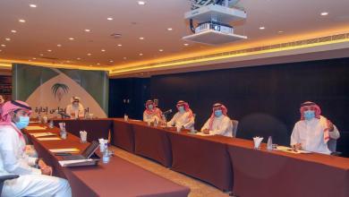 صورة مجلس إدارة الاتحاد السعودي للإعلام الرياض يعقد اجتماعه السادس.. ويقر عدداً من البرامج والمشاريع