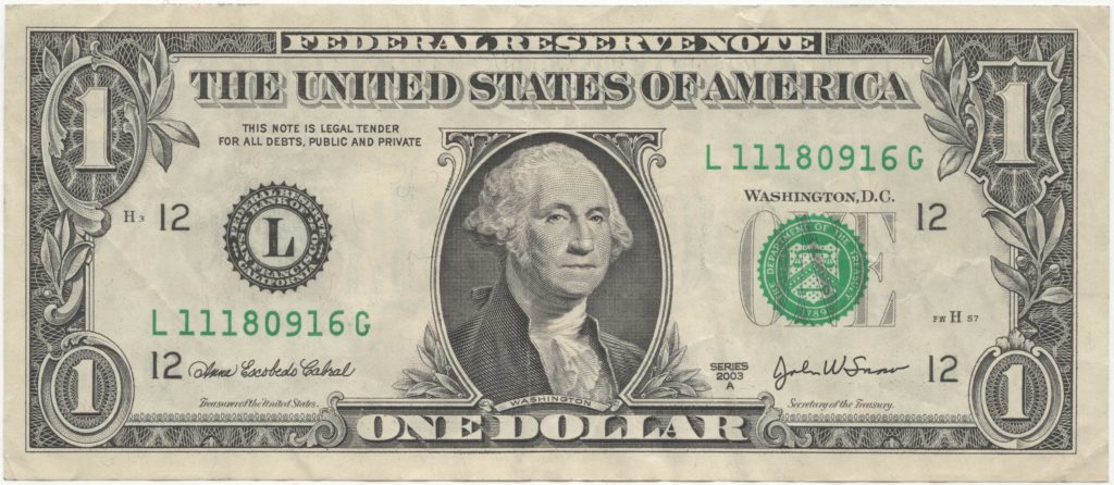 5 Dollar Bill Template and File United States One Dollar Bill Obverse Wikimedia Mons