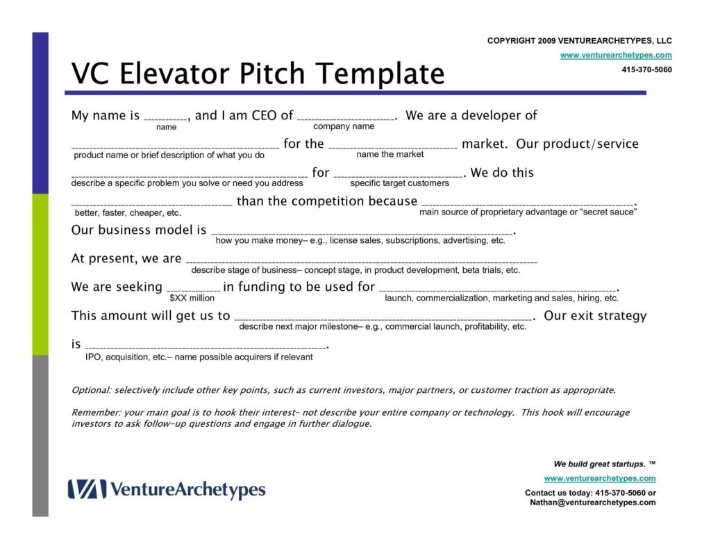 Bakery Invoice Template and Elevator Pitch Template Musicax