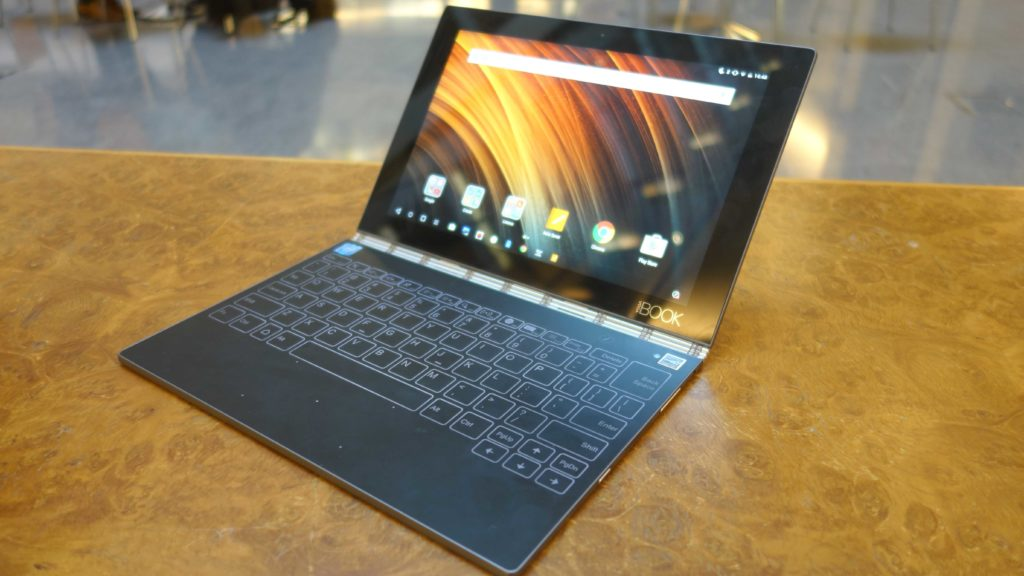 Best Tablet for Excel Spreadsheets and Lenovo Yoga Book Review Trusted Reviews