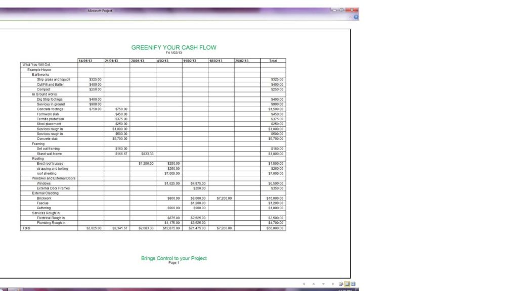 Bill Of Quantities Excel Template and the Plete Home Planning and Cost Analysis From Design to Pletion