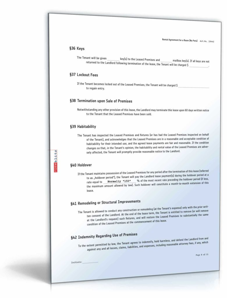 Bill Of Sale Template Virginia and Virginia Rental Agreement for A Room Template Direct to