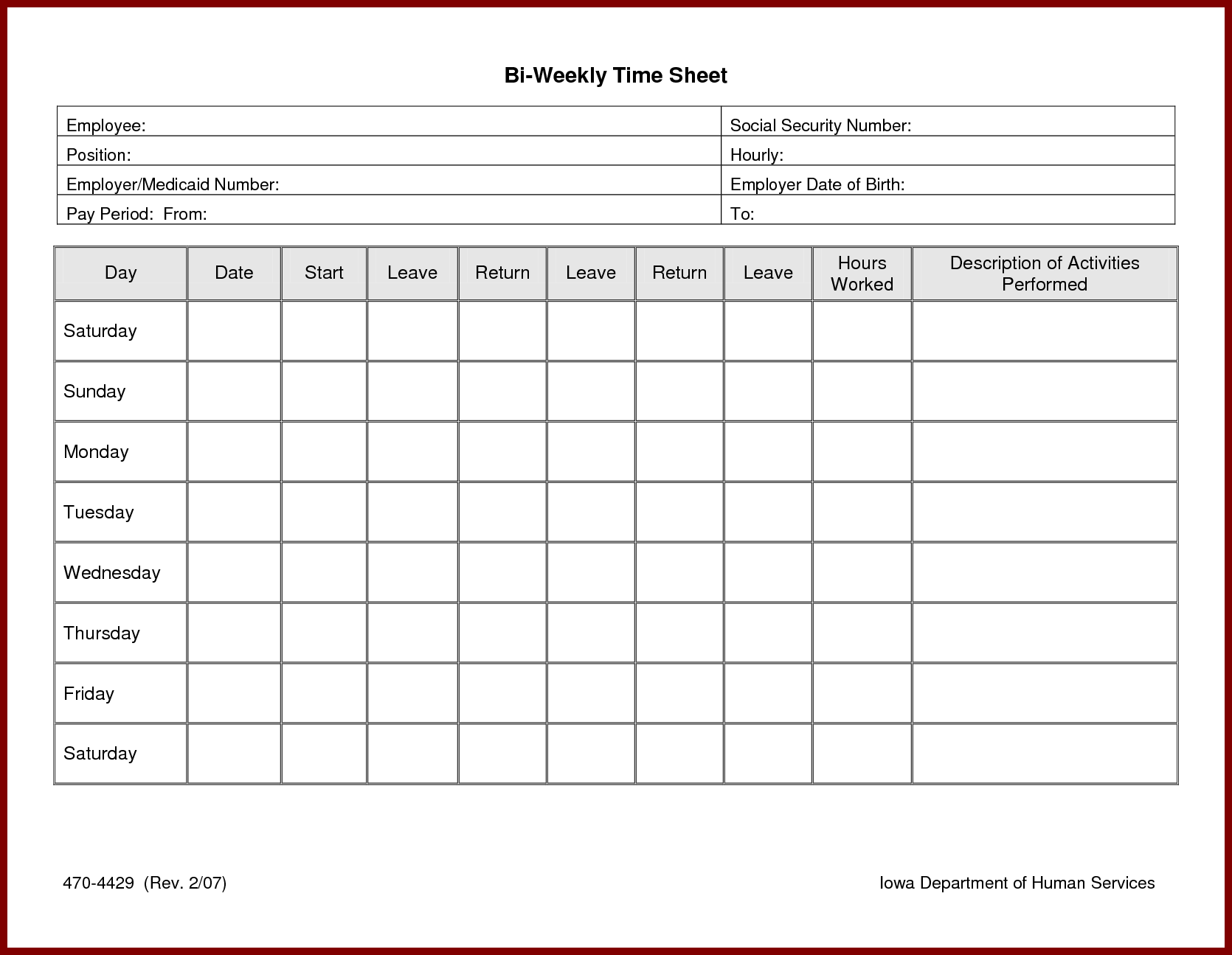 Bill Payment Spreadsheet Excel Templates and Weekly Timesheet Template Excel Free Time Spreadsheet