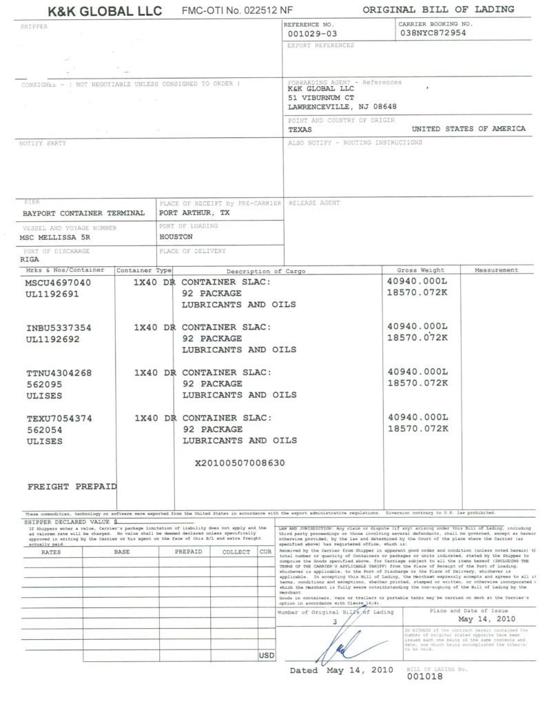 Bill Sheet Template and Sample Of Bill Lading Document Report form Balance Sheet Microsoft
